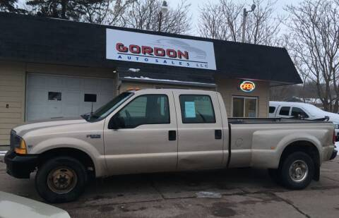 1999 Ford F-350 Super Duty for sale at Gordon Auto Sales LLC in Sioux City IA