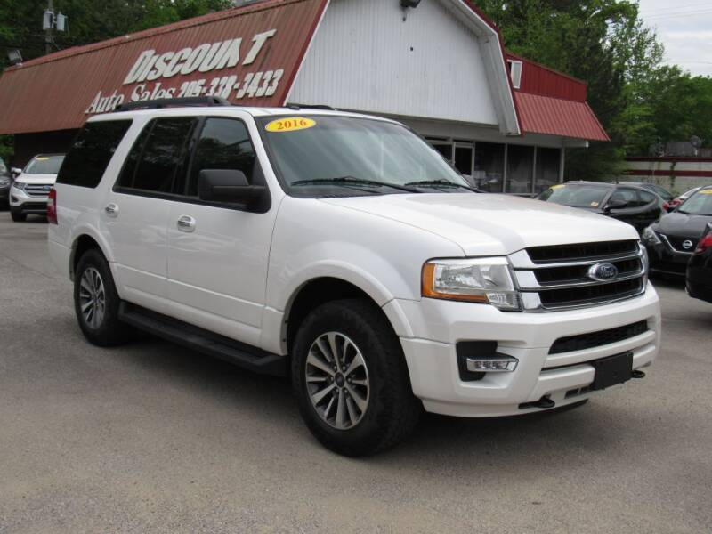 2016 Ford Expedition for sale at Discount Auto Sales in Pell City AL