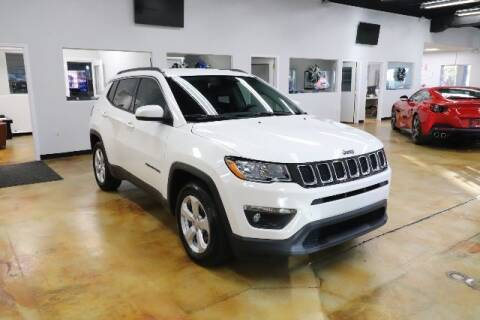 2017 Jeep Compass for sale at RPT SALES & LEASING in Orlando FL