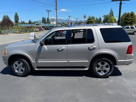 2004 Ford Explorer for sale at Westside Motors in Mount Vernon WA