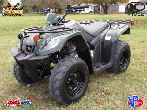 2019 Kymco MXU 150 X for sale at High-Thom Motors - Powersports in Thomasville NC
