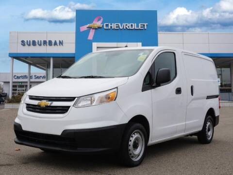 2017 Chevrolet City Express Cargo for sale at Suburban Chevrolet of Ann Arbor in Ann Arbor MI