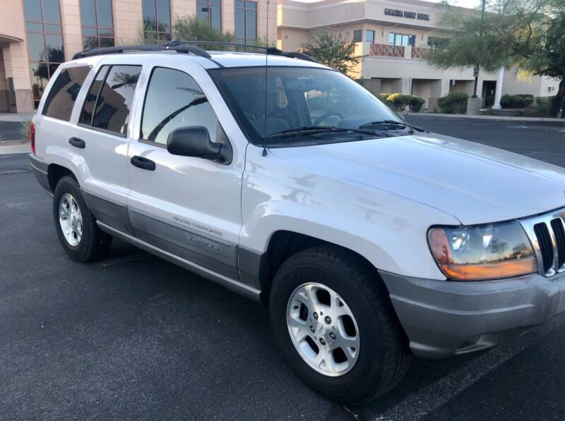 1999 Jeep Grand Cherokee for sale at GEM Motorcars in Henderson NV