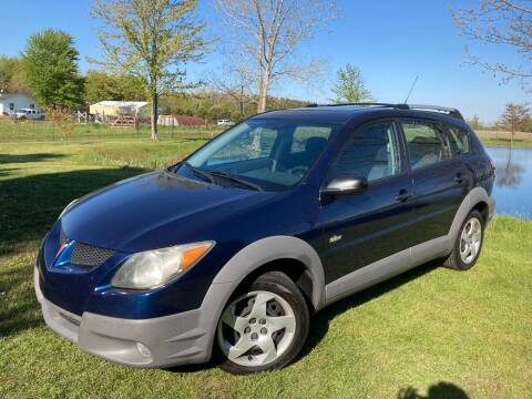 2003 Pontiac Vibe for sale at K2 Autos in Holland MI
