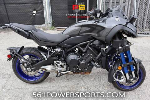 2019 Yamaha Niken for sale at Powersports of Palm Beach in Hollywood FL