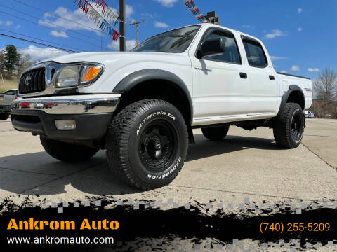 2003 Toyota Tacoma for sale at Ankrom Auto in Cambridge OH