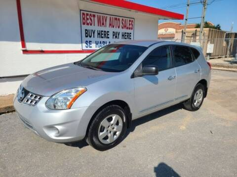 2011 Nissan Rogue for sale at Best Way Auto Sales II in Houston TX