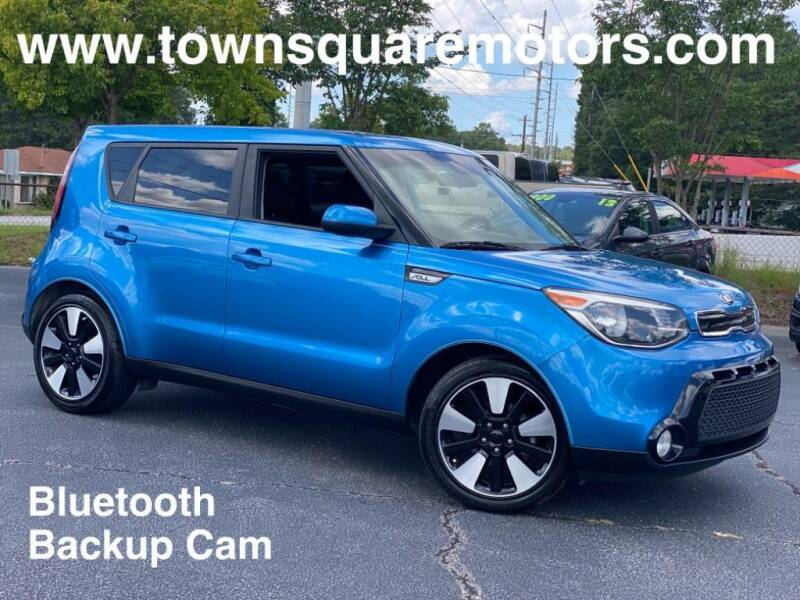 2016 Kia Soul for sale at Town Square Motors in Lawrenceville GA
