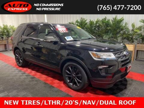 2018 Ford Explorer for sale at Auto Express in Lafayette IN