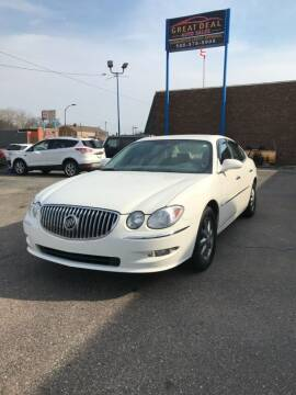 2008 Buick LaCrosse for sale at GREAT DEAL AUTO SALES in Center Line MI
