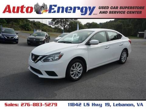 2019 Nissan Sentra for sale at Auto Energy in Lebanon VA