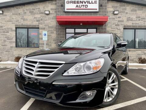 2011 Hyundai Genesis for sale at GREENVILLE AUTO & RV in Greenville WI