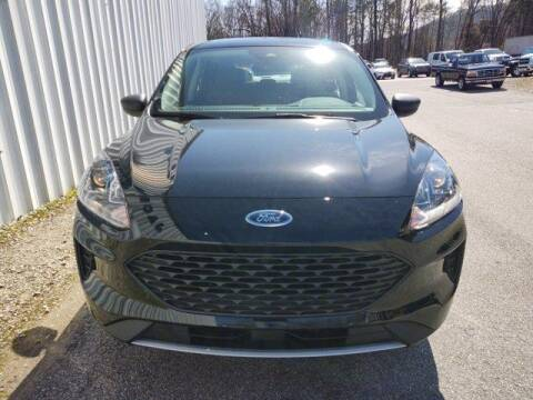 2021 Ford Escape for sale at CU Carfinders in Norcross GA