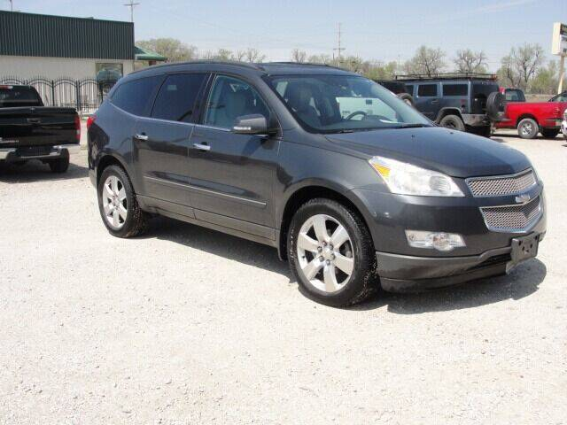 2011 Chevrolet Traverse for sale at Frieling Auto Sales in Manhattan KS