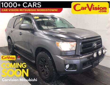 2016 Toyota Sequoia for sale at Car Vision Buying Center in Norristown PA