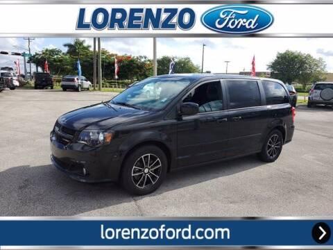 2016 Dodge Grand Caravan for sale at Lorenzo Ford in Homestead FL