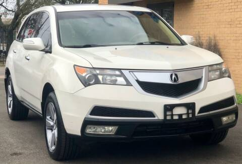 2012 Acura MDX for sale at Auto Imports in Houston TX