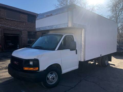 2012 GMC Savana Cutaway for sale at Affordable Cars in Kingston NY