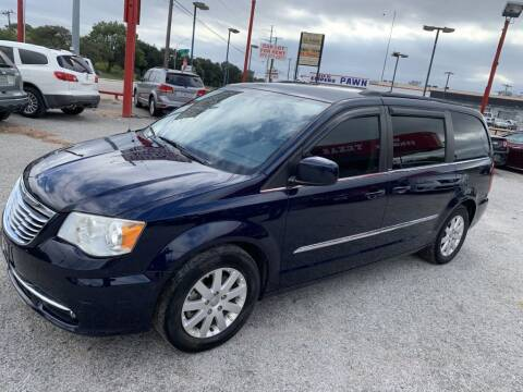 2013 Chrysler Town and Country for sale at Texas Drive LLC in Garland TX