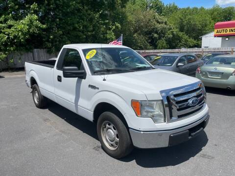 2010 Ford F-150 for sale at Auto Revolution in Charlotte NC