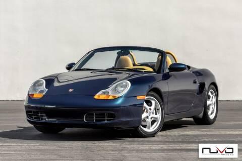 2000 Porsche Boxster for sale at Nuvo Trade in Newport Beach CA