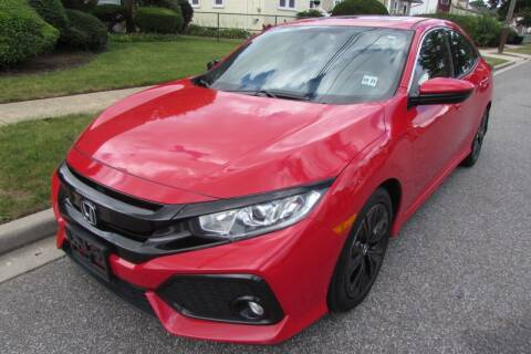 2018 Honda Civic for sale at First Choice Automobile in Uniondale NY