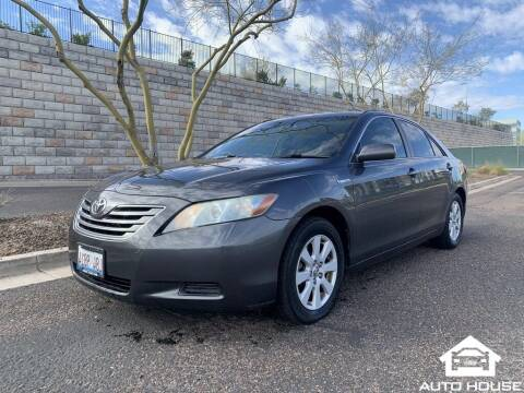 2008 Toyota Camry Hybrid for sale at AUTO HOUSE TEMPE in Tempe AZ