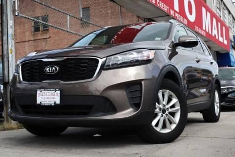 2019 Kia Sorento for sale at HILLSIDE AUTO MALL INC in Jamaica NY