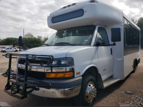 2012 Chevrolet Express 4500 for sale at Allied Fleet Sales in Saint Charles MO