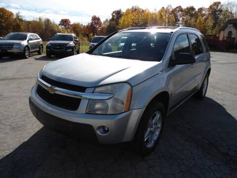2005 Chevrolet Equinox for sale at Route 111 Auto Sales in Hampstead NH