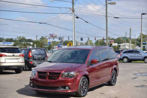 2017 Dodge Grand Caravan for sale at Motor Car Concepts II - Kirkman Location in Orlando FL
