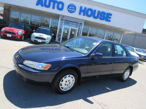 1998 Toyota Camry for sale at Auto House Motors in Downers Grove IL