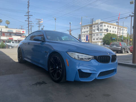 2015 BMW M4 for sale at Auto & Truck Village Inc. in Van Nuys CA