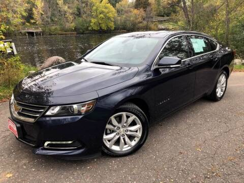 2019 Chevrolet Impala for sale at STATELINE CHEVROLET BUICK GMC in Iron River MI