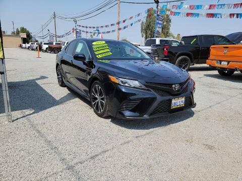 2018 Toyota Camry for sale at La Playita Auto Sales Tulare in Tulare CA