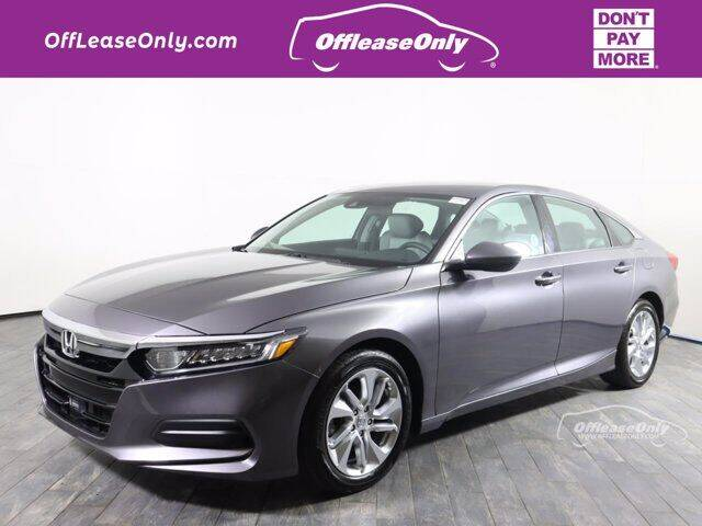 2019 Honda Accord for sale in North Lauderdale, FL
