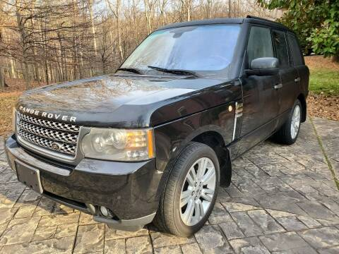 2010 Land Rover Range Rover for sale at M & M Auto Brokers in Chantilly VA