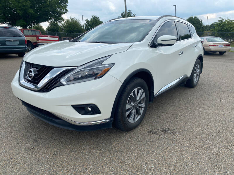 2018 Nissan Murano for sale at Steve Johnson Auto World in West Jefferson NC