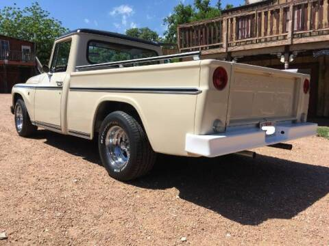 1968 International Harvester for sale at Classic Car Deals in Cadillac MI