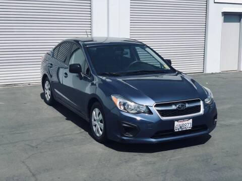 2012 Subaru Impreza for sale at Autos Direct in Costa Mesa CA
