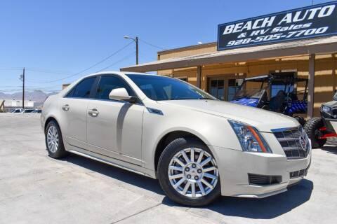 2010 Cadillac CTS for sale at Beach Auto and RV Sales in Lake Havasu City AZ