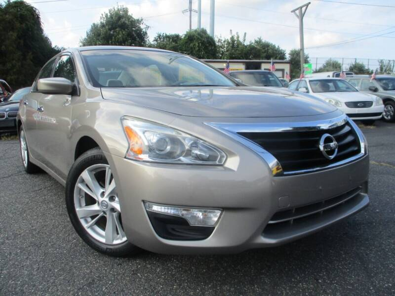 2013 Nissan Altima for sale at Unlimited Auto Sales Inc. in Mount Sinai NY