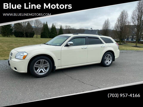 2005 Dodge Magnum for sale at Blue Line Motors in Winchester VA