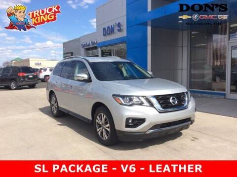 2018 Nissan Pathfinder for sale at DON'S CHEVY, BUICK-GMC & CADILLAC in Wauseon OH