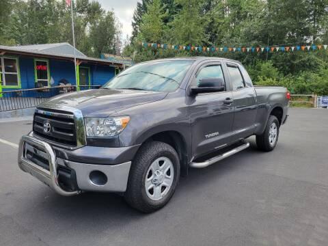 2011 Toyota Tundra for sale at HIGHLAND AUTO in Renton WA
