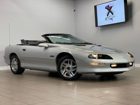 1996 Chevrolet Camaro for sale at TX Auto Group in Houston TX