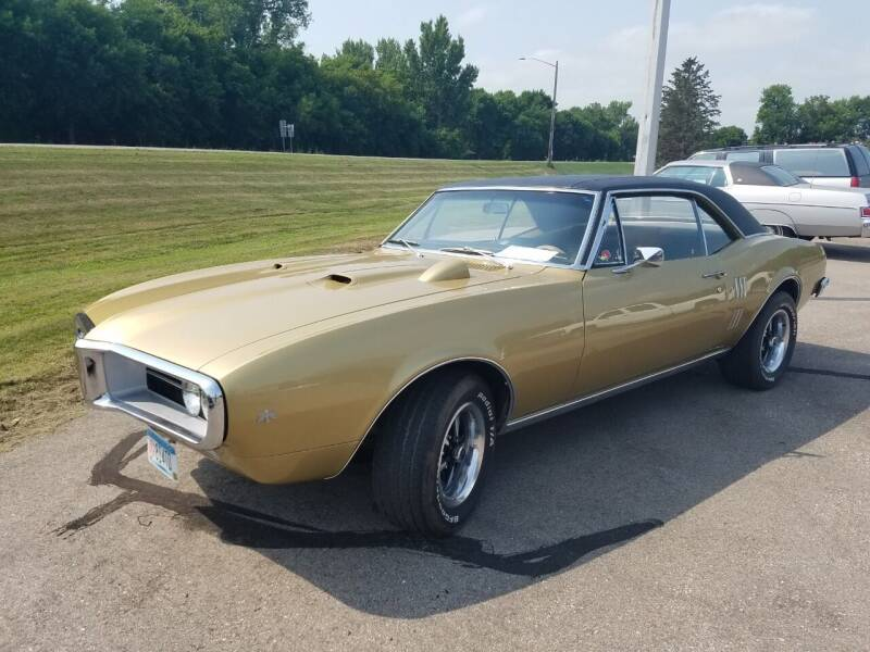 1967 Pontiac Firebird for sale at Pro Auto Sales and Service in Ortonville MN