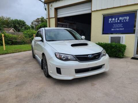 2013 Subaru Impreza for sale at O & J Auto Sales in Royal Palm Beach FL