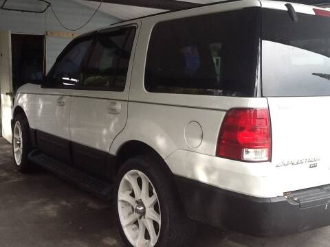 2003 Ford Expedition for sale at Easy Credit Auto Sales in Cocoa FL