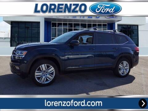 2019 Volkswagen Atlas for sale at Lorenzo Ford in Homestead FL